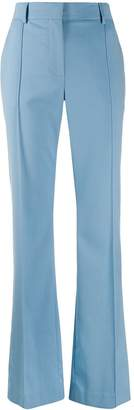 See by Chloe high-waist flared trousers