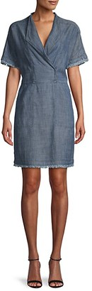 Trina Turk Passenger Chambray Dress