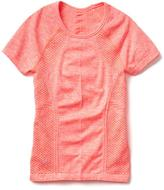 Athleta Girl Dot Tracker Tee
