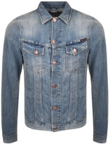 Nudie Jeans Billy Denim Jacket Blue