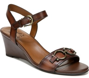 Naturalizer Sonia Ankle Strap Sandals Women's Shoes