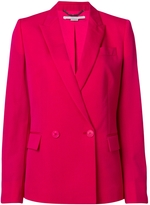 Stella McCartney Fitted Double-Breasted Blazer