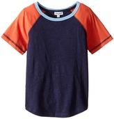 Splendid Littles Always Short Sleeve Raglan (Little Kids)