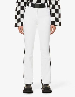 Goldbergh Paloma bootcut mid-rise stretch-woven trousers