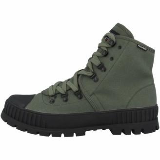 Palladium Unisex Adults Pallaschock Hicker Ankle Boot