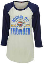 Mitchell & Ness Women's Oklahoma City Thunder Victory Raglan T-Shirt