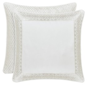 J Queen New York J Queen Cordelia Euro Sham Bedding