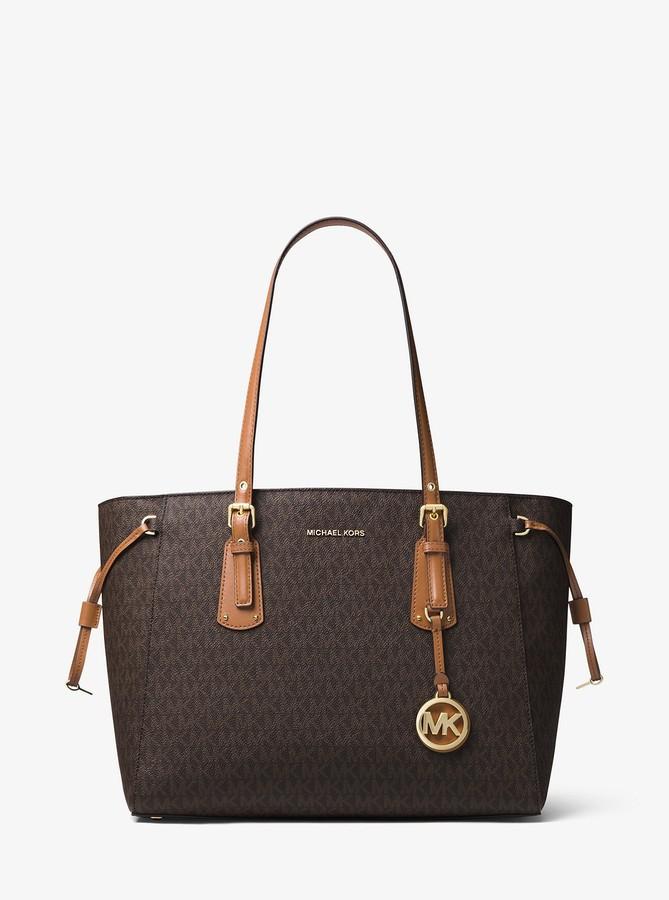9b9a4e19c8c50e Michael Michael Kors Medium Shoulder Tote Bag - ShopStyle