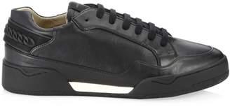 Stella McCartney Faux Leather Wedge Sneakers