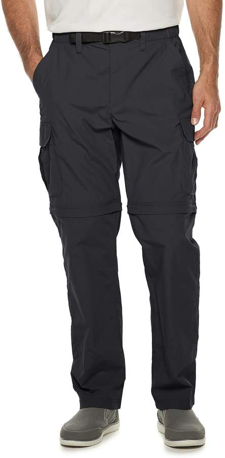 Croft & Barrow Men's Zipoff Cargo Pant
