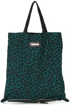 Marni convertible shopper tote - women - Cotton/Leather - One Size