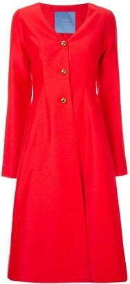macgraw Cardinal coat