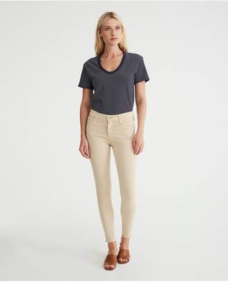 AG Jeans The Farrah Skinny Ankle - Sulfur Fresh Sand