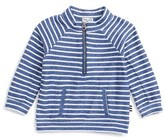 Splendid Infant Boy's Quarter Zip Sweater