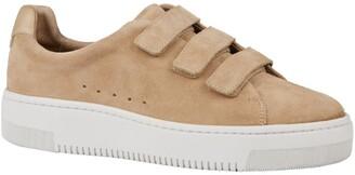 Sandro Paris Suede Sneakers