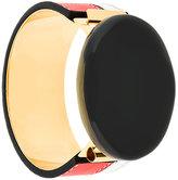 Marni round resin cuff