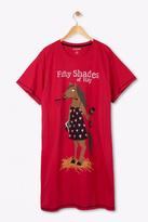 Hatley Fifty Shades Sleepshirt