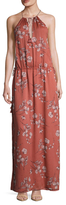 The Jetset Diaries Oasis Floral Printed Maxi Dress