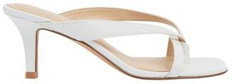 Sandler Madrid White Glove Sandals
