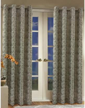 Commonwealth Home Fashions Aztec Textured Panel