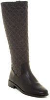 Aerosoles Establish Quilted Riding Boot