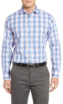 Nordstrom Men's Smartcare(TM) Regular Fit Plaid Sport Shirt