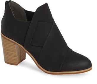 BC Footwear Azalea Vegan Crisscross Bootie