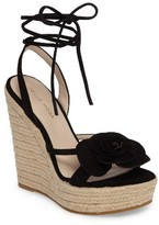 Pelle Moda Women's Olena Espadrille Wedge Sandal
