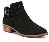 GB Per-Fect Perforated Buckle Booties