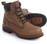 "Dan Post Crusher 7"" Work Boots - Leather, Steel Toe (For Men)"