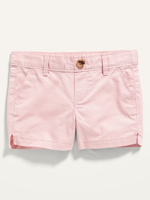 Old Navy Pull-On Chino Shorts for Toddler Girls