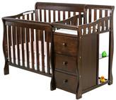 Dream On Me Jayden 4-in-1 Convertible Mini Crib