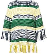 Rosie Assoulin woven striped sweater