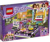 Lego Friends Amusement Park and Bumper Cars set