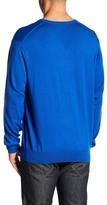Peter Millar Collegiate Merino Wool V-Neck Sweater