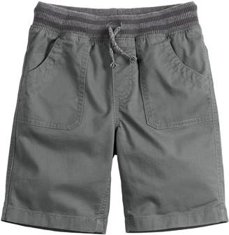 Sonoma Goods For Life Boys 4-12 Pull On Shorts in Regular, Slim & Husky