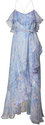 Diana Arno Marlene Silk Slip Dress