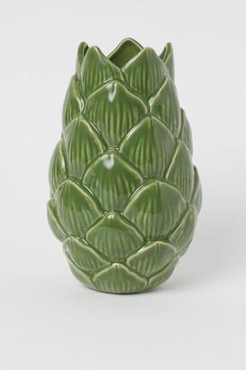 H&M Tall Ceramic Vase