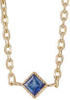 Bianca Pratt Women's Blue Sapphire Choker Necklace