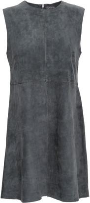 Muu Baa Muubaa Anstey Suede Mini Dress