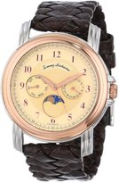 Tommy Bahama Swiss Men's TB1065 Moon Phase Pineapple Watch