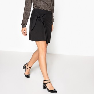 La Redoute Collections Short Draped Skirt