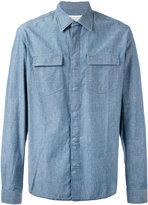 Maison Margiela classic denim shirt - men - Cotton - 41