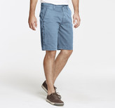 Johnston & Murphy Washed Corded-Cotton Shorts