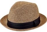 San Diego Hat Company Men's Ultrabraid Fedora UBF1017