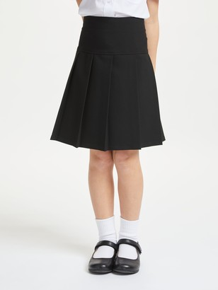 John Lewis & Partners Panel Pleated Girls' School Skirt