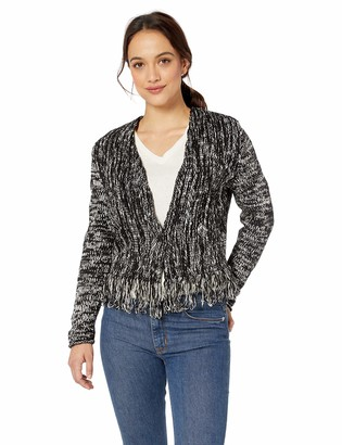 Nic+Zoe Women's Fringe Wrothy Jacket