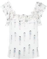 Dondup Azha blouse - women - Silk - 42