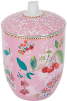 Pip Studio Hummingbird Storage Jar - Pink