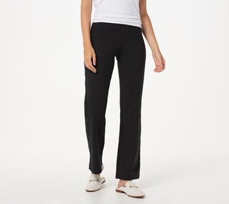 Women With Control Women with Control Petite Tummy Control Tushy Lifter Boot-Cut Pants